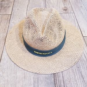 Nike Oregon Ducks fanware straw hat cap